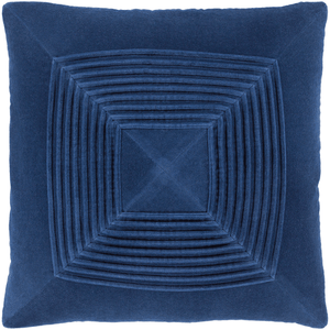 Akira Pillow ~ Navy - Cece & Me - Home and Gifts