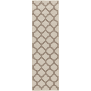 Alfresco Outdoor Rug ~ Cream & Camel - Cece & Me - Home and Gifts