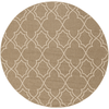 Alfresco Outdoor Rug II ~ Camel & Cream - Cece & Me - Home and Gifts