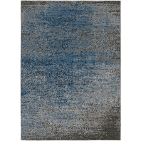 Image of Amadeo Rug ~ Denim - Cece & Me - Home and Gifts