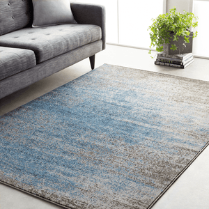Amadeo Rug ~ Denim