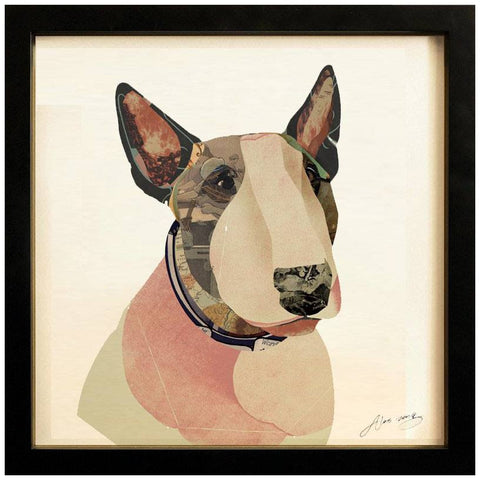 American Bull Terrier ~ Art Collage - Cece & Me - Home and Gifts