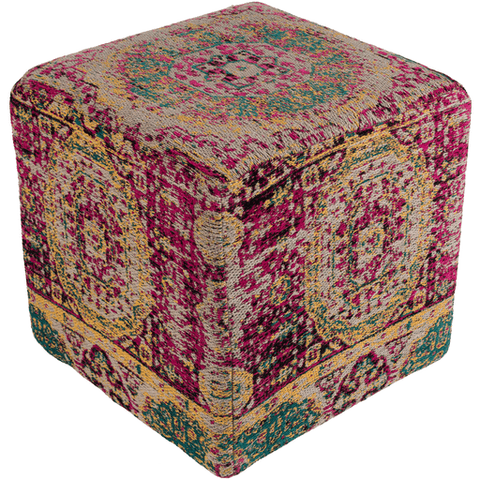 Image of Amsterdam Pouf ~ Bright Pink - Cece & Me - Home and Gifts