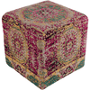 Amsterdam Pouf ~ Bright Pink - Cece & Me - Home and Gifts