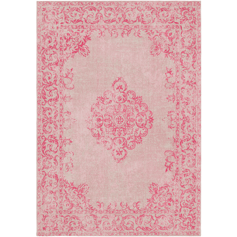 Amsterdam Rug III ~ Pink - Cece & Me - Home and Gifts