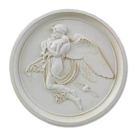 Image of Angel Roundel ~ Night - Cece & Me - Home and Gifts