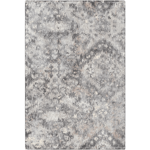 Antigua Rug ~ Charcoal/Medium Gray/Light Gray - Cece & Me - Home and Gifts