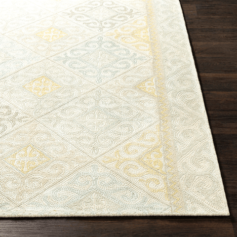 Antigua Rug ~ Taupe/Olive/Beige - Cece & Me - Home and Gifts