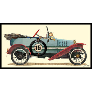 Antique Automobile 1 - Cece & Me - Home and Gifts