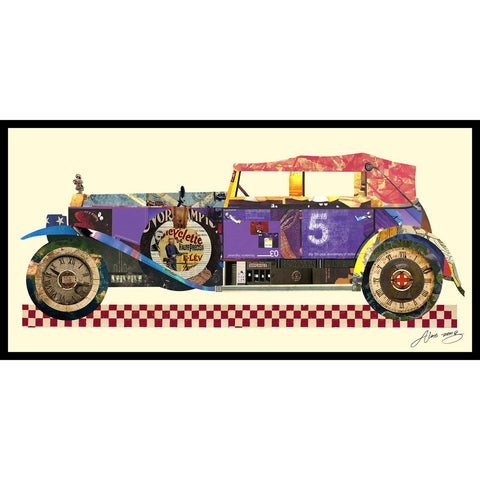 Antique Automobile 2 - Cece & Me - Home and Gifts