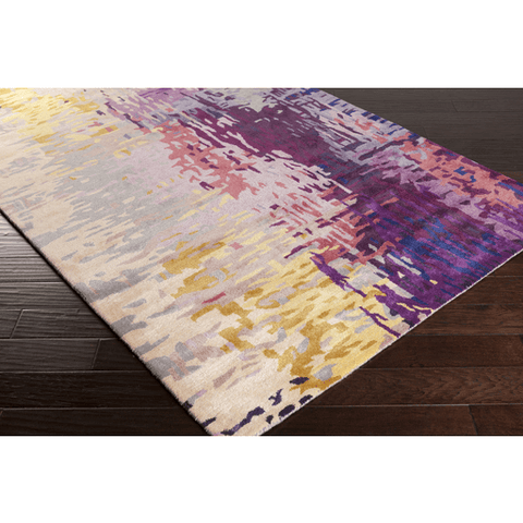 Image of Antonis Rug ~ Purple - Cece & Me - Home and Gifts