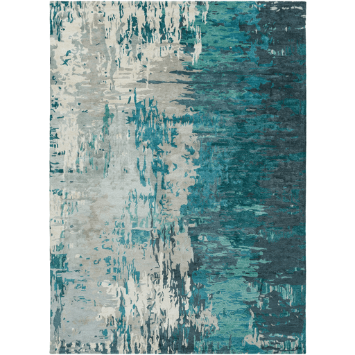 Antonis Rug ~ Teal - Cece & Me - Home and Gifts