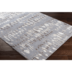 Apricity Rug ~ Gray - Cece & Me - Home and Gifts