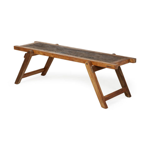 Image of Armee Wood Bench - Cece & Me - Home and Gifts