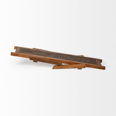 Armee Wood Bench - Cece & Me - Home and Gifts