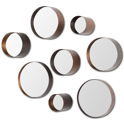 Aromaticum Mirrors (Set of 8) - Cece & Me - Home and Gifts