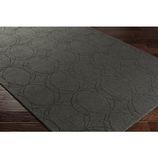 Ashlee Rug ~ Black - Cece & Me - Home and Gifts