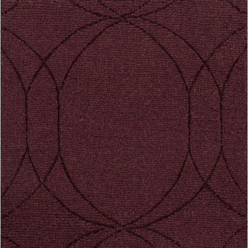 Ashlee Rug ~ Dark Brown - Cece & Me - Home and Gifts
