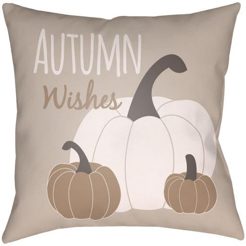 Autumn Pillow ~ Gratitude - Cece & Me - Home and Gifts