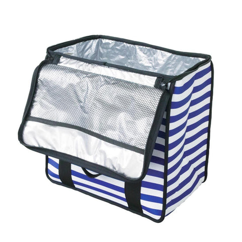 Image of Awesome Wetsuit Beach Blue Picnic Cooler Square Bag - Cece & Me - Home and Gifts