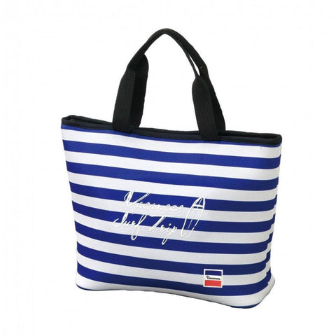 Image of Awesome Wetsuit Beach Blue Picnic Cooler Tote Bag - Cece & Me - Home and Gifts