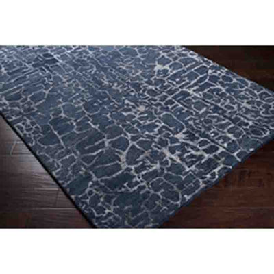 Banshee Rug ~ Navy/Denim - Cece & Me - Home and Gifts