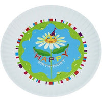 Fun Birthday Melamine Plates - Happy Birth-Daisey - Cece & Me - Home and Gifts - 1