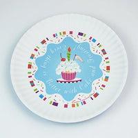 Fun Birthday Melamine Plates - Party Assortment of 6 - Cece & Me - Home and Gifts - 4