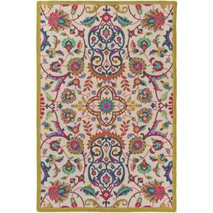 Bukhara Rug ~ Multi Color - Cece & Me - Home and Gifts