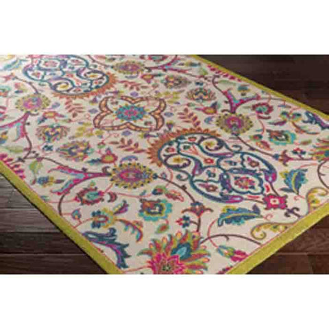 Image of Bukhara Rug ~ Multi Color - Cece & Me - Home and Gifts