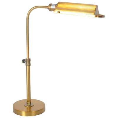 Bankers Table Lamp ~ Gold - Cece & Me - Home and Gifts