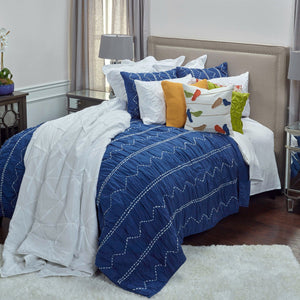 Barclay Quilt & Shams