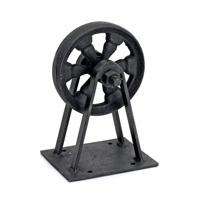 Barrie Mill Wheel - Cece & Me - Home and Gifts