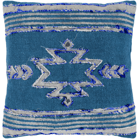 Image of Batu Pillow ~ Dark Blue - Cece & Me - Home and Gifts