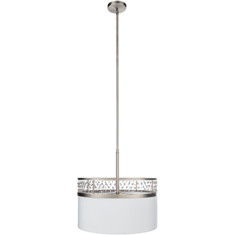Bijou Ceiling Lamp ~ White - Cece & Me - Home and Gifts