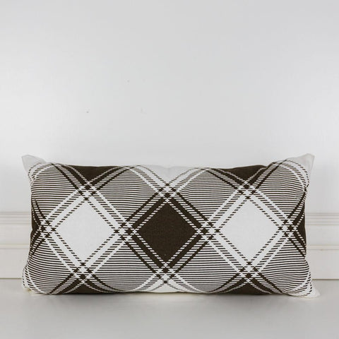 Blessed Pillow ~ Reversible Plaid - Cece & Me - Home and Gifts
