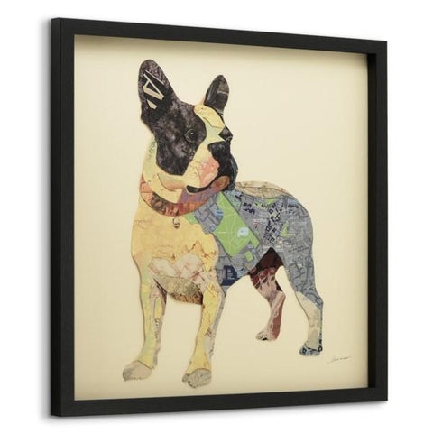Image of Boston Terrier ~ Art Collage - Cece & Me - Home and Gifts