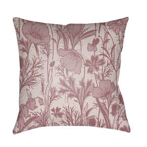 Botanic Pillow ~ Pale Pink/Rose/Blush - Cece & Me - Home and Gifts