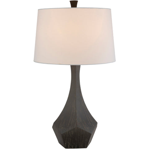 Image of Braelynn Table Lamp ~ Charcoal