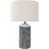 Brenda Table Lamp ~ Charcoal