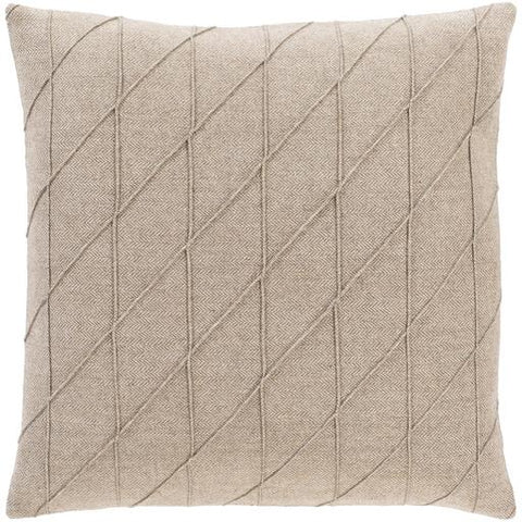 Image of Brenley Pillow ~ Camel
