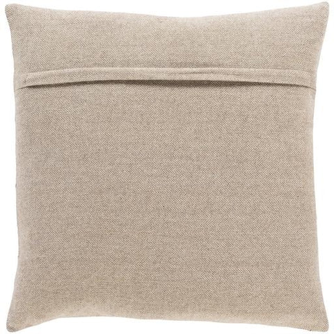 Brenley Pillow ~ Camel - Cece & Me - Home and Gifts