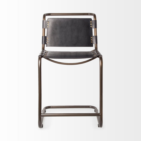 Bruno Counter Height Stool - Cece & Me - Home and Gifts