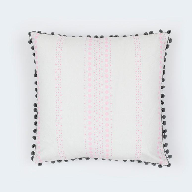 Bubblegum Bunny Pillow - Cece & Me - Home and Gifts