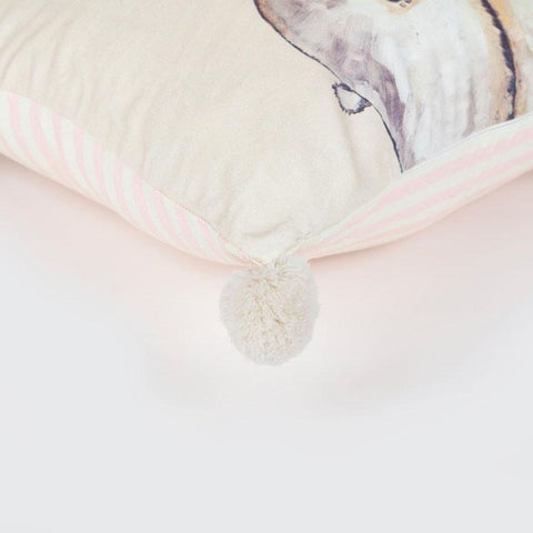 Image of Bunny Friends Pillow - Cece & Me - Home and Gifts