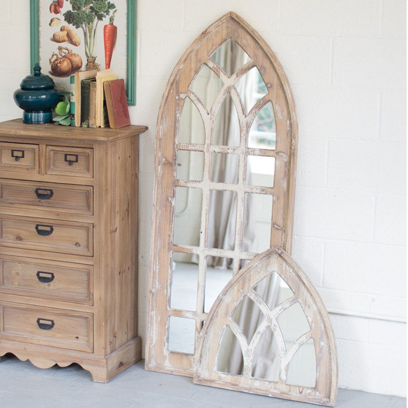 Arch Church Mirrors - Cece & Me - Home and Gifts