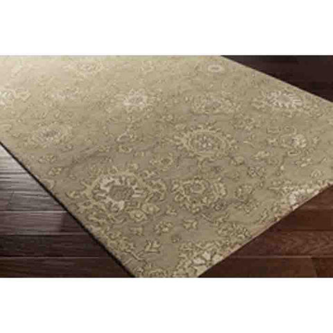 Image of Castello Rug ~ Taupe/Beige/Ivory/Dark Brown - Cece & Me - Home and Gifts