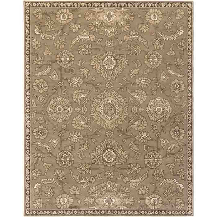 Castello Rug ~ Taupe/ Dark Brown/Beige/Khaki - Cece & Me - Home and Gifts