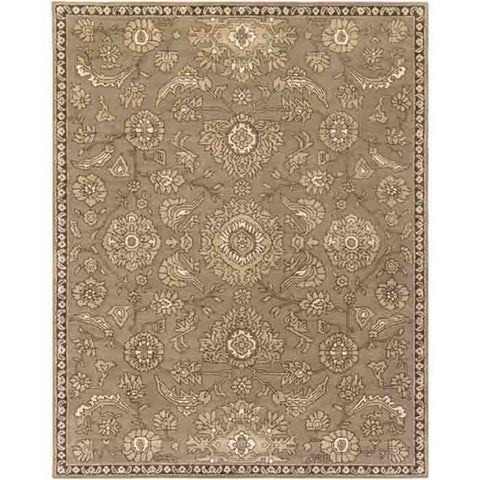 Image of Castello Rug ~ Taupe/ Dark Brown/Beige/Khaki - Cece & Me - Home and Gifts