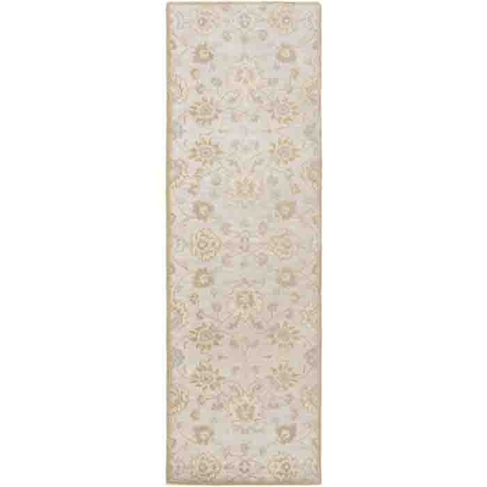 Castello Rug ~ Tan - Cece & Me - Home and Gifts